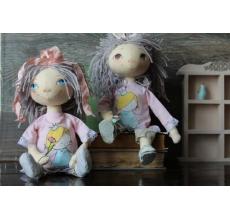 кукла кузя