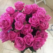 Акция на розу ко Дню Победы